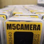 M5Camera発売しました