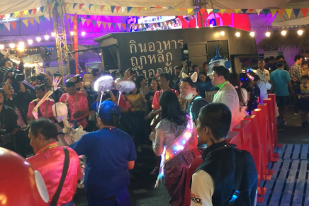 Maker Faire Bangkok(タイ)にいってきた