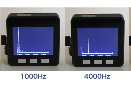 【AmbientでIoTをはじめよう】M5Stackで音を測る