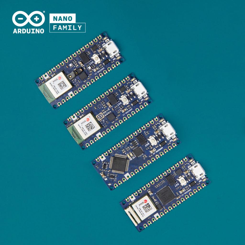 Arduinoの新しいプロダクト A New Nano Family – スイッチサイエンス