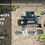Friday Product Post: gator:boards for micro:bit