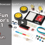 Friday Product Post: SparkFun Inventor's Kit v4.1