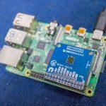 A111搭載測距モジュールピッチ変換基板を最新のRaspberry Pi...