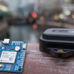 ZED-F9P搭載GPS-RTKピッチ変換基板の紹介